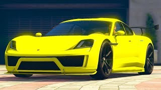 Video GTA 5 DLC NEW FASTEST SUPER CAR IN GTA ONLINE! - BEST SUPER CARS SPEED TEST COMPARISON VS NEW CARS! download MP3, 3GP, MP4, WEBM, AVI, FLV Februari 2018