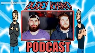 Relationship Advice, Grime Music and Reading Dudey Rhino Podcast |