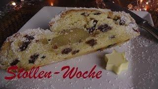 Hefe-Marzipan-Stollen | Special-Week | Vorweihnachtszeit | Rezept