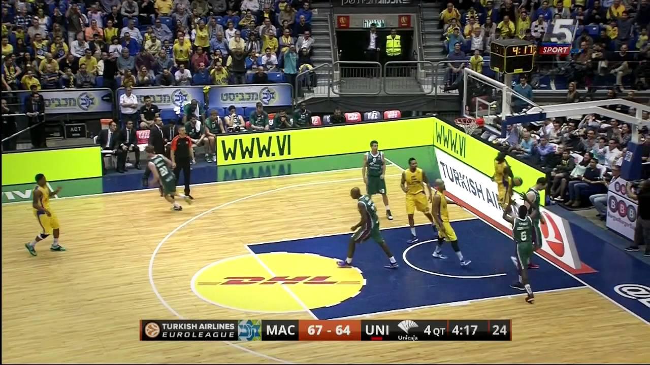 Maccabi Tel Aviv Trikot