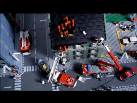 LEGO CITY spot Česká republika