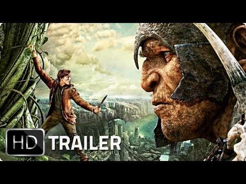 JACK AND THE GIANTS 3D Trailer 3 German Deutsch HD 2013