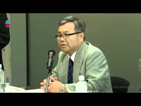 Announcement of the 2013 Kyoto Prize Laureates