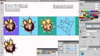 Turn Pencil Animation into Game Sprites (Part 3)