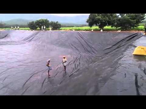 Jain tarpaulin pond liners