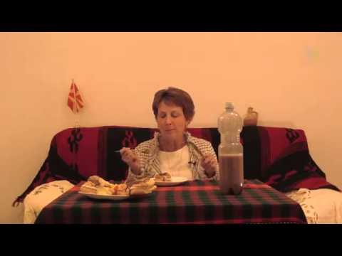 Americans Try Macedonian Food