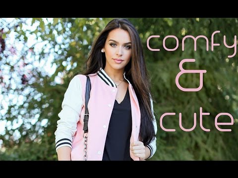 Comfy & Cute Back to School Outfits!
