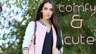 Comfy & Cute Back to School Outfits! Thumbnail