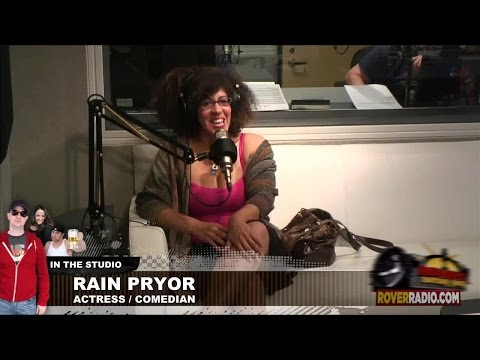 Rain Pryor - full interview - YouTube