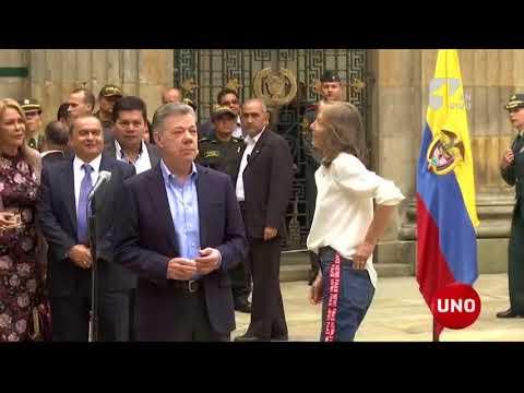 El pantalón de la primera dama de Colombia del que habla todo el mundo