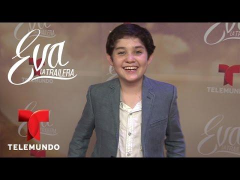 Download Eva la Trailera | Así desfilaron los actores en la alfombra roja | Telemundo