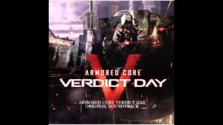 Armored Core Verdict Day Original Soundtrack: 29 Lay Down the Law
