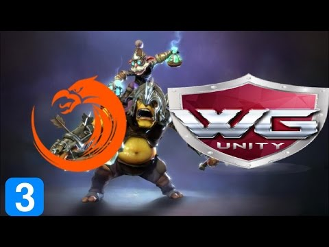TNC vs WG.Unity Game 3  The Summit 6 Highlights Dota 2