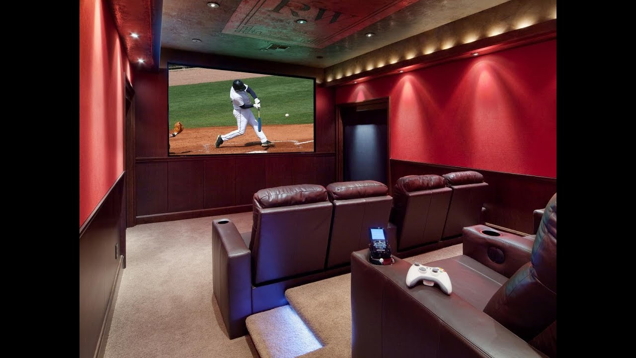 A Quick Overview Of A Home Theater System Simple Home Theater
