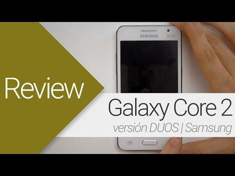 [Review] Samsung Galaxy Core 2 (en español) - Argentina