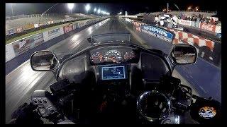 Honda Goldwing Goes To Race Track | MemphisMike