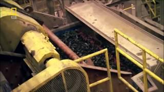 видео Добыча алмазов в Якутии: техника, места рудников