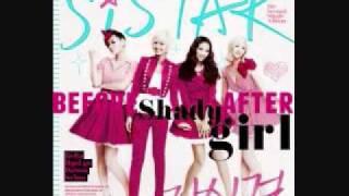 [MP3/DL]SISTAR (Male Version)- 가식걸 (Shady Girl)
