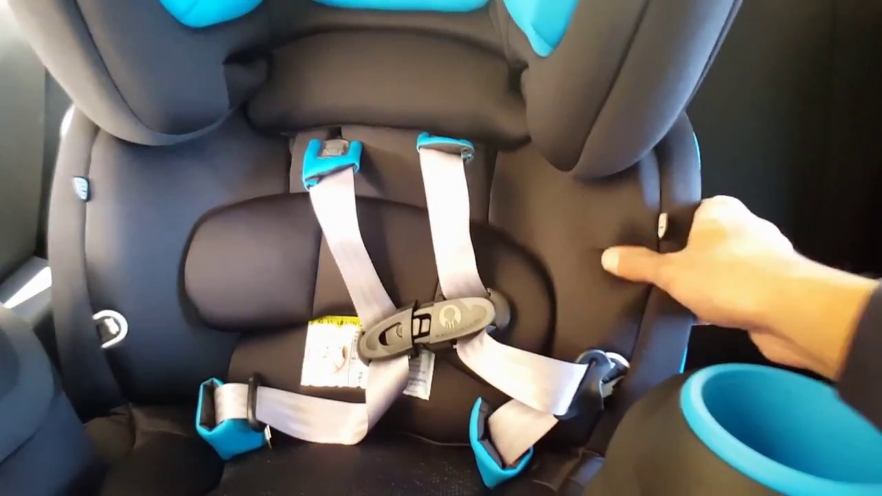 Evenflo Safemax All In One Car Seat Review