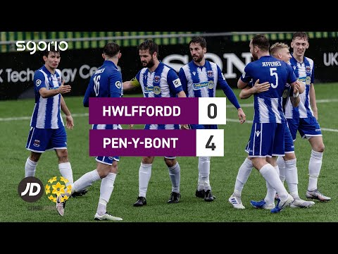 Haverfordwest Penybont Goals And Highlights