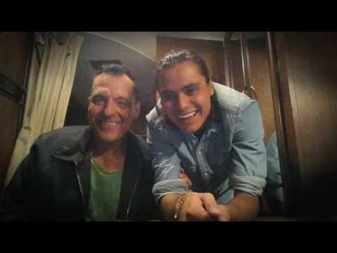 Tom Sizemore and Kiowa Gordon Personal LIVE Video