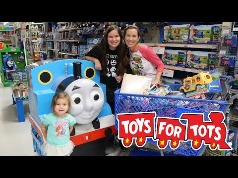 Toys For Tots 2016 Toy Hunting Shopping
