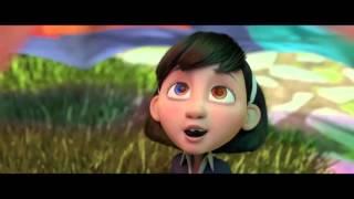 Маленький принц (2015) | Русский Трейлер (мультфильм)