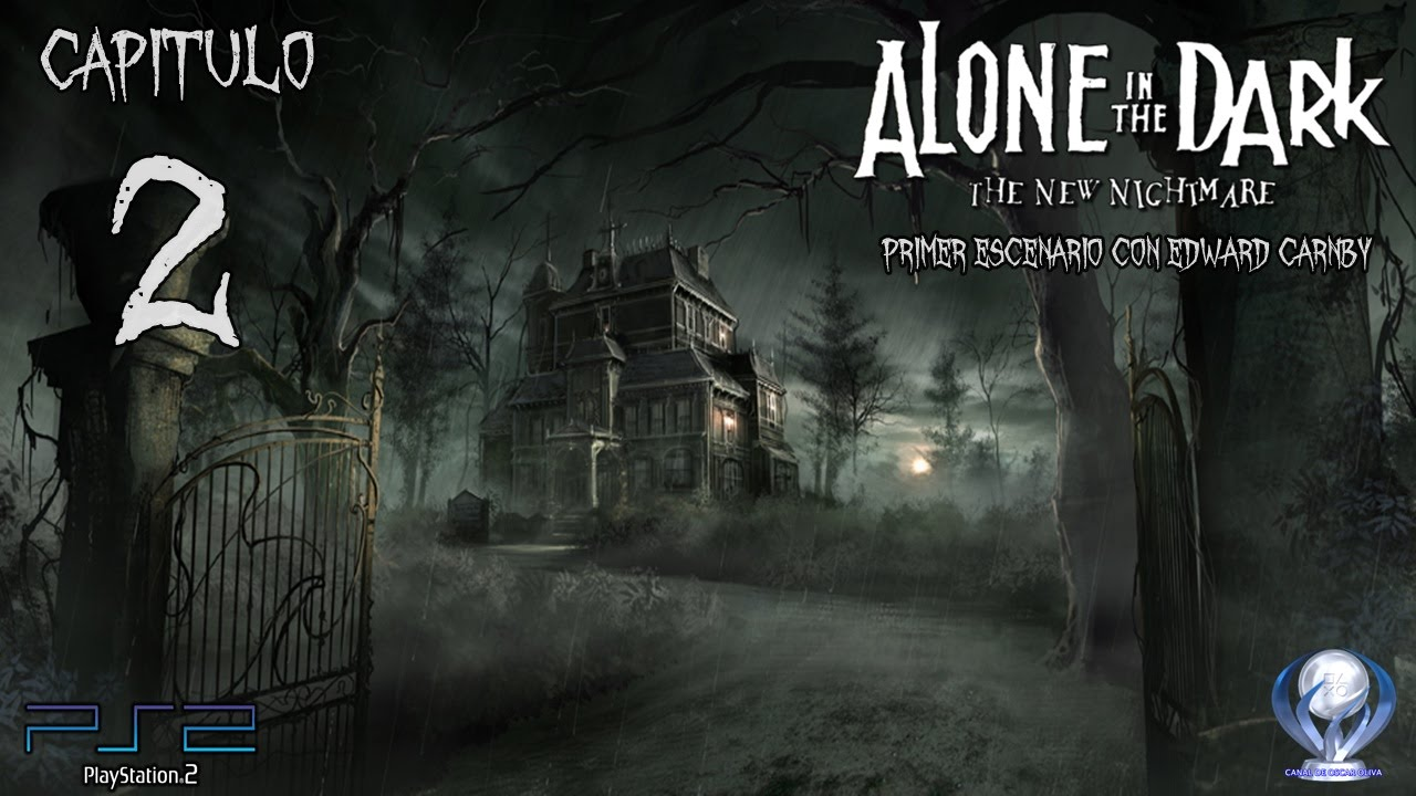 Alone in the dark the new nightmare primer escenario for Alone in the dark