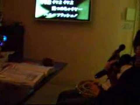 Karaoke Night in Nagoya, Japan