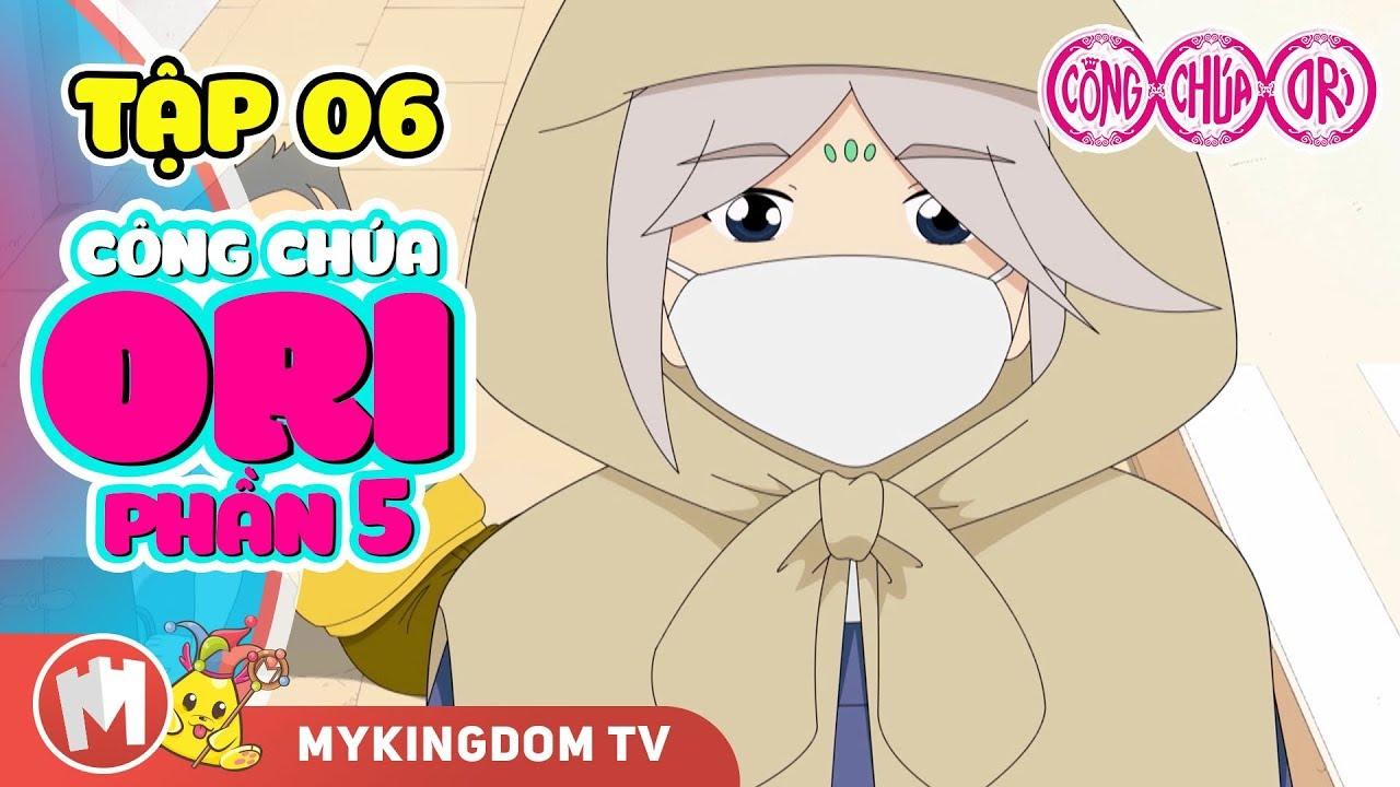 CÔNG CHÚA ORI - Phần 5 | Tập 06: Hiệp Sĩ Đậu Xanh  | Phim hoạt hình Ori mới 2020