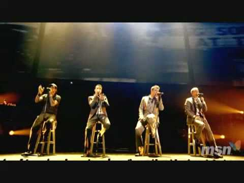 Backstreet Boys - Unbreakable Tour London HQ: Part 4 Of 9 (More Than That, Helpless When She Smiles)