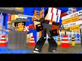 Minecraft The Purge - ESCAPE THE CRAZY! #1   Minecraft Roleplay