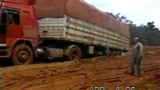 Camions Amazonie au Brésil 4