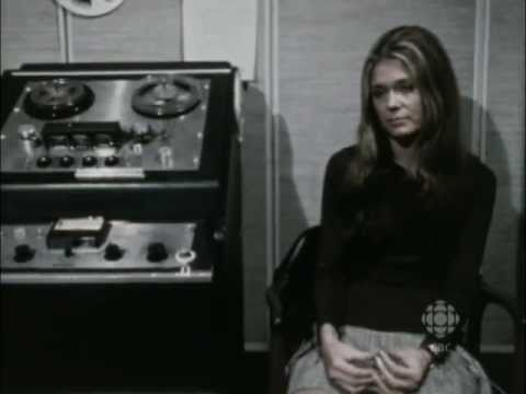 One of America's most famous feminists Gloria Steinem, 1971: CBC Archives | CBC