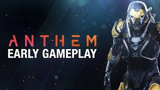 ANTHEM  NEW GAMEPLAY  NEW DEMO  LOOTER SHOOTER STREAM!