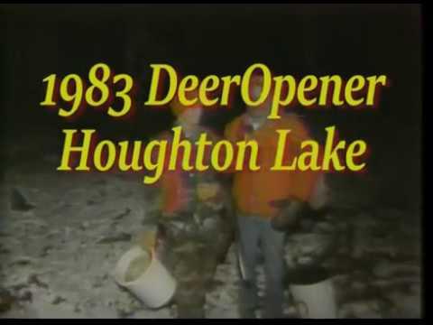 1983 Deer Opener, Houghton Lake, MI