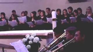 Deutsche Messe Schubert 15042010 Bolzano - 4 - Zum Offertorium.wmv