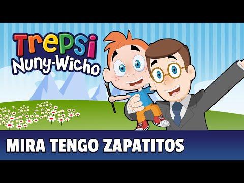 Mira Tengo Zapatitos - Trepsi El Payaso