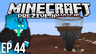 Minecraft: Preživljavanje #44 - POKVAREN VREMEPLOV