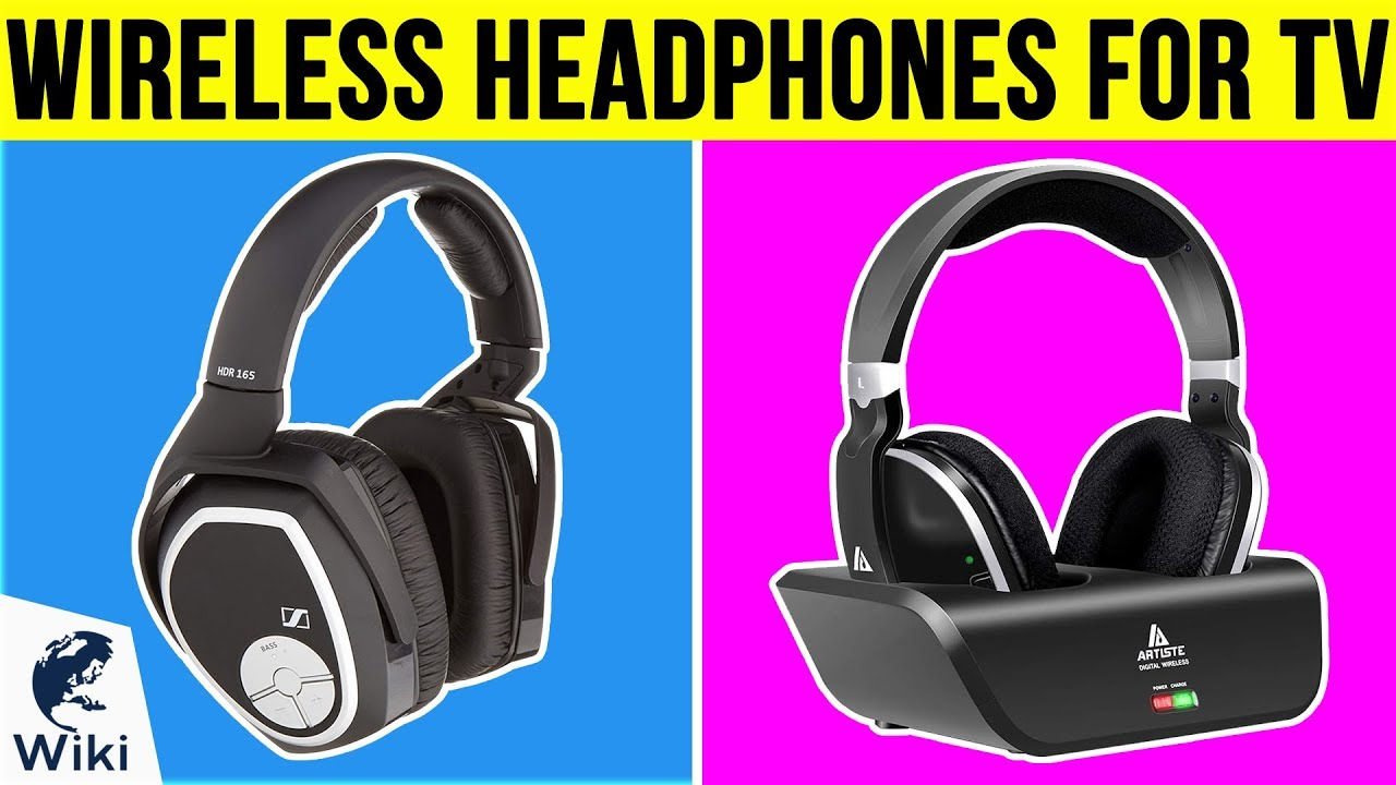 0e351e4ad4f Top 10 Wireless Headphones For TV of 2019 | Video Review
