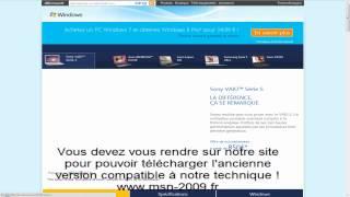 [TUTO] Remettre l'ancienne version MSN (2009)