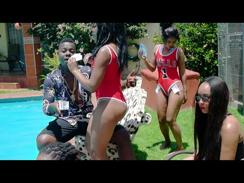 Elcee Gweja  -  Rubber Bands(Official Video)