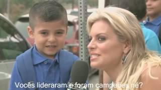 A triste história de um menino sem títulos!