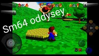 Sm64 Odyssey Android  Maniobras Y Trucos