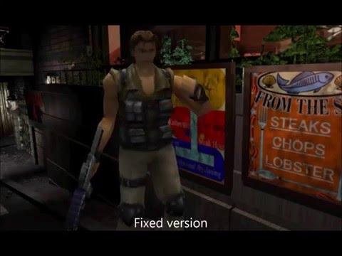Resident Evil 3 Restoration Project V 0.7 (Release)