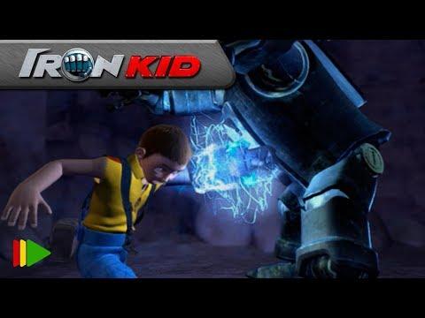 Смотреть мультфильм мальчик и робот