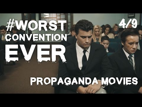 Worst Convention Ever 4/9 - Propaganda Movies (Remain Loyal to Jehovah 2016 convention)