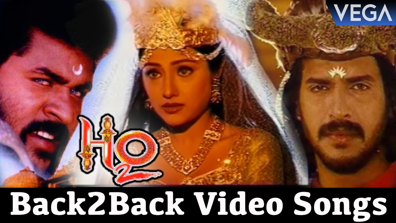 H2o film video songs