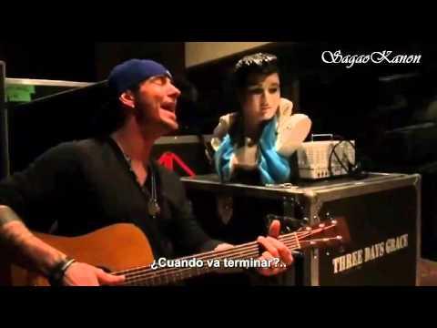Adam Gontier - Lost Your Shot (Español)
