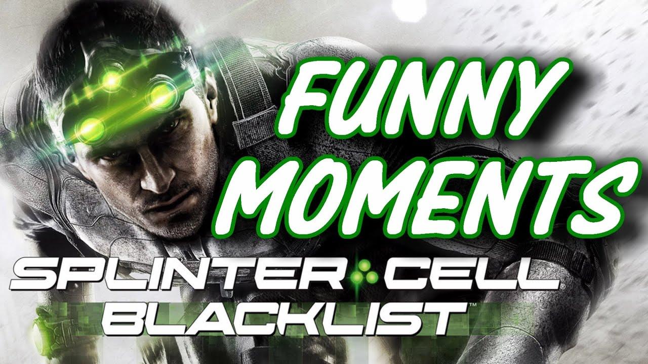 Splinter Cell svart lista matchmaking